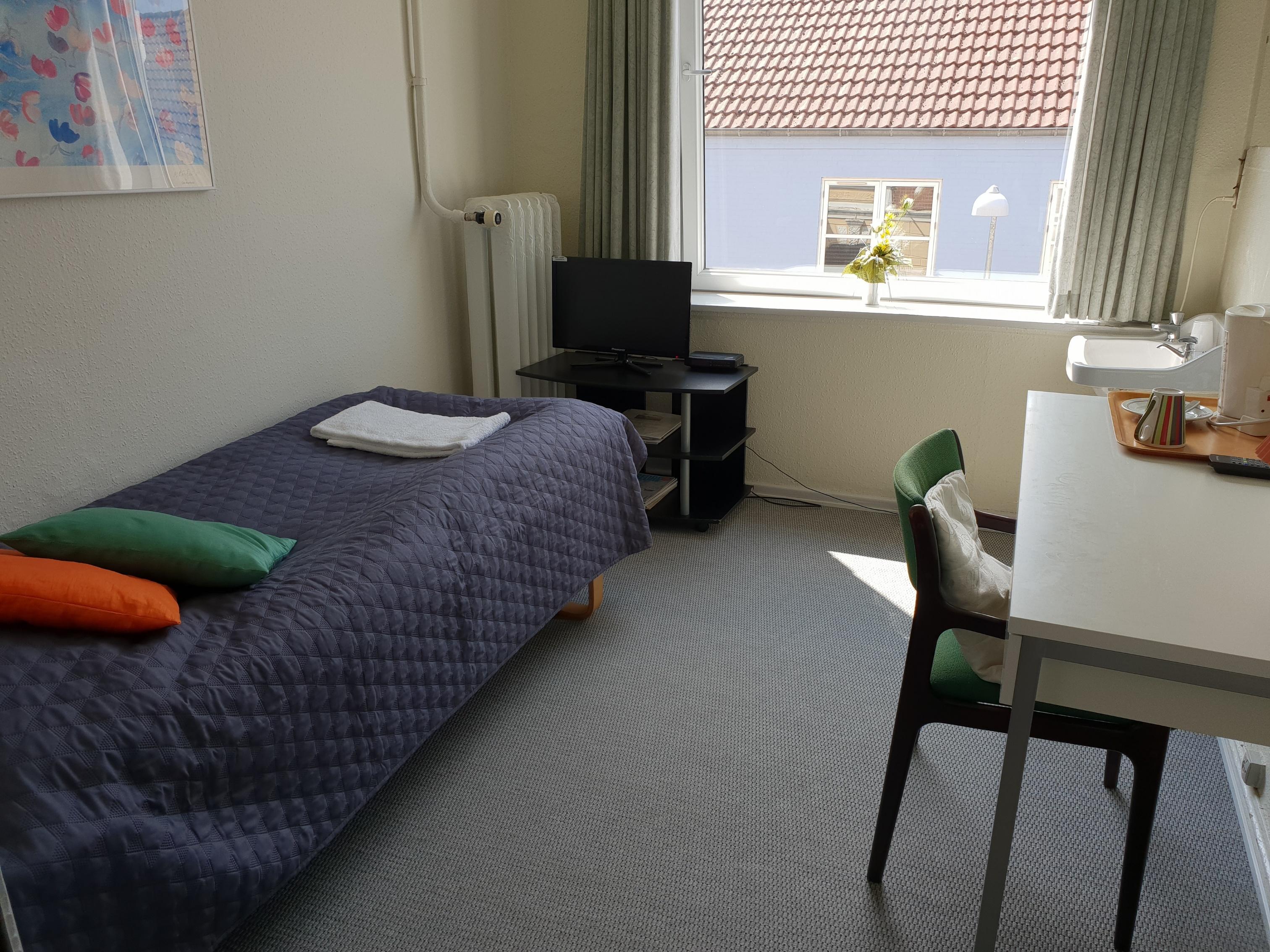 Enkelt værelse billede 1